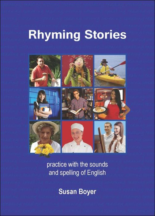 Rhyming Stories - practice with the sounds and spelling of English