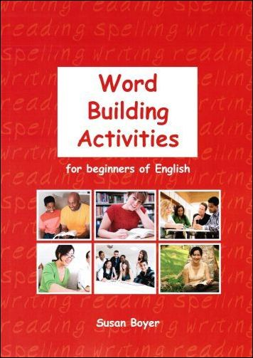 Word Building Activities for Beginners of English